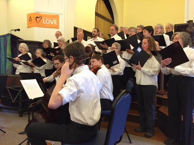 Choir Sunday 1